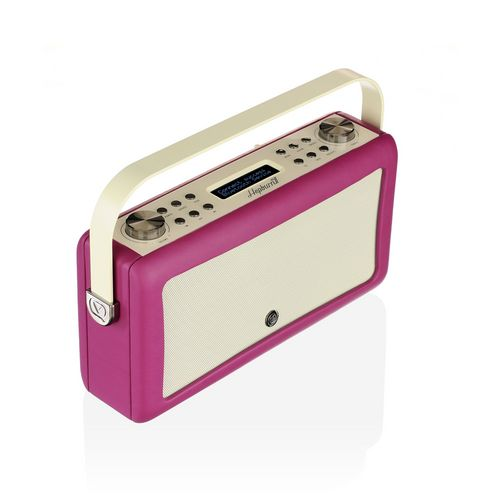 VQ Hepburn MkII DAB+/ BT Radio - purple