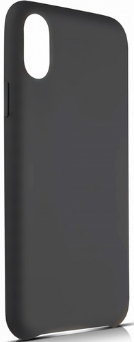 Scutes TPU Backcover - iPhone X/XS - matt black