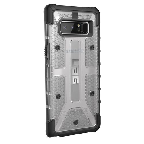 UAG Plasma Case - Samsung Galaxy Note 8 - ice (transparent)