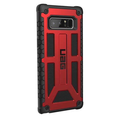 UAG Monarch Case - Samsung Galaxy Note 8 - crimson