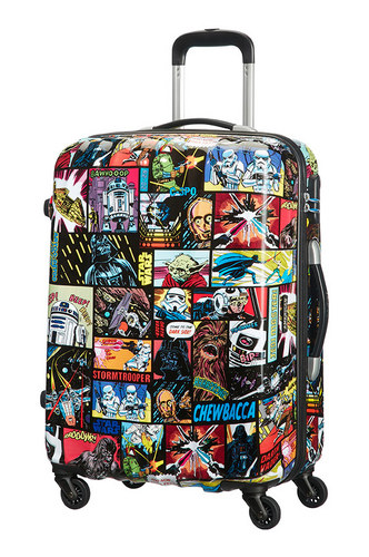 American Tourister Spinner - Star Wars Legends Comics - 65 cm
