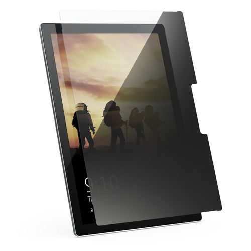 UAG Privacy Glass Screen Protector - MS Surface Pro 3/4 (2017) -privacy tint