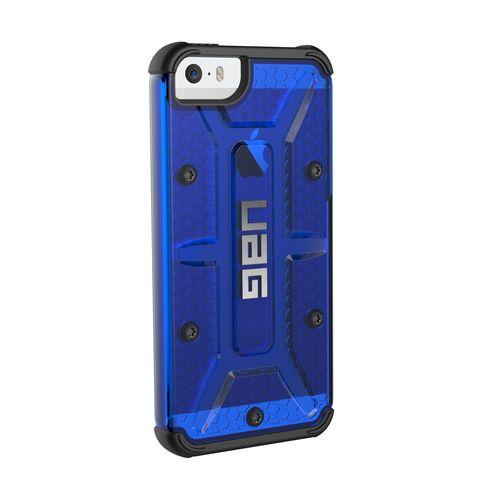 UAG Composite Case - iPhone 5S/SE - cobalt (transparent)