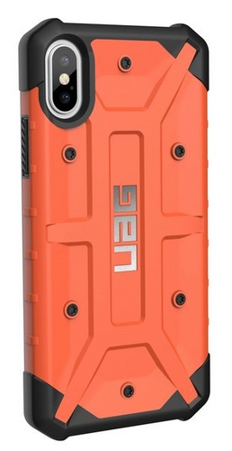 UAG Pathfinder Case - iPhone X/XS (5.8 Screen) - rust