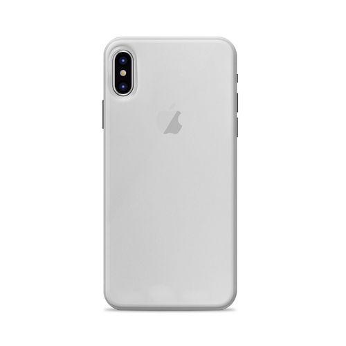 Puro 0.3 Cover - iPhone X - transparent