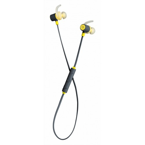 KitSound Outrun Sport Wireless Earbuds - yellow