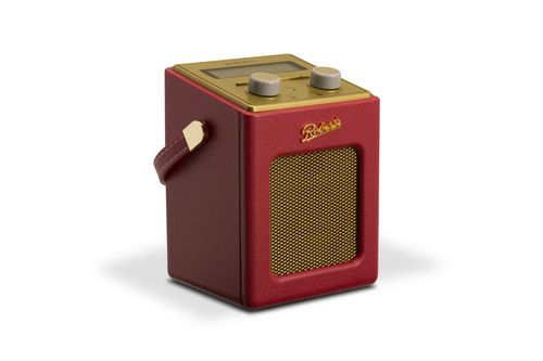 Roberts Revival Mini DAB+ Radio - red