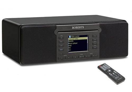 Roberts Stream 65i DAB+/ BT/ Smart/ Multiroom Radio - black