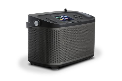 Roberts R100 DAB+/ BT/ Smart Radio Basisstation - black