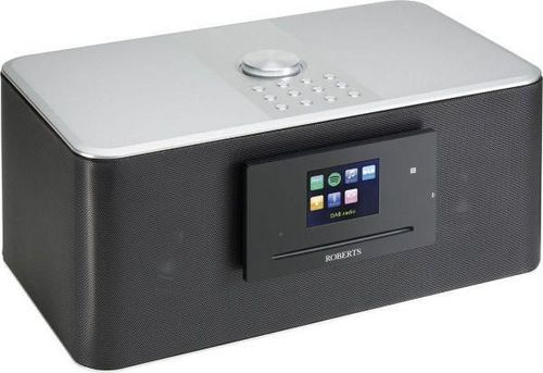 Roberts S300 DAB+/ BT/ Smart Radio und CD Basisstation - black