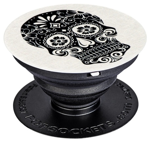 PopSocket Sugarskull On Lines