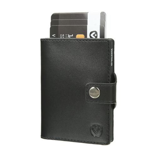 Valenta Wallet Card Case - black