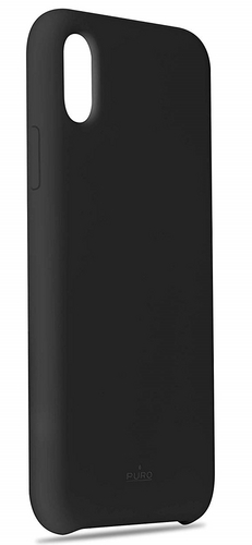 Puro Icon Cover - iPhone XR - black