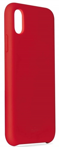 Puro Icon Cover - iPhone XR - red