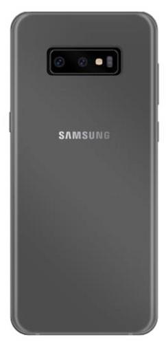 Puro 0.3 Nude Cover - Galaxy S10e - transparent