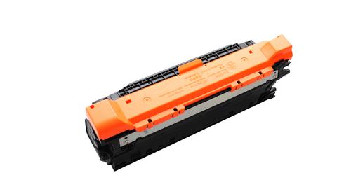Peach Tonermodul gelb, kompatibel zu HP CE252A