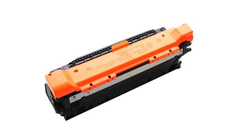Peach Tonermodul magenta, kompatibel zu HP CE253A