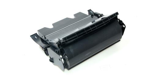 Peach Toner Module noire, compatible avec Lexmark 12A7462