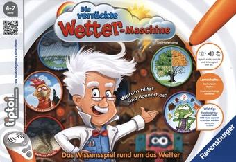 tiptoi: Die verrückte Wetter-Maschine [Version allemande]