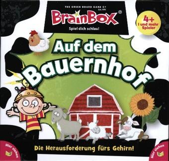 Brain Box: Auf dem Bauernhof [Versione tedesca]