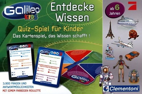 Galileo: Entdecke Wissen - Quiz-Spiel für Kinder