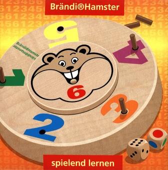 Brändi Hamster [Versione tedesca]