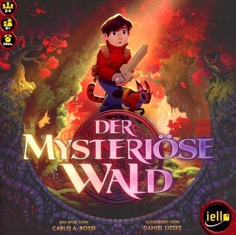 Der mysteriöse Wald (Nominiert zum Kinderspiel des Jahres 2017)