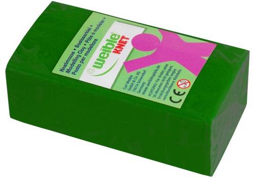 Blockknete grün (250 g)