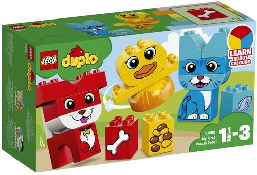 LEGO© 10858 DUPLO© - Meine ersten Tiere - Farben lernen