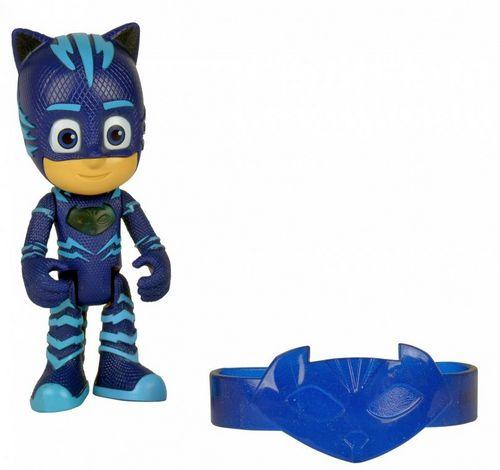 PJ Masks : Catboy - Figurine avec bracelet