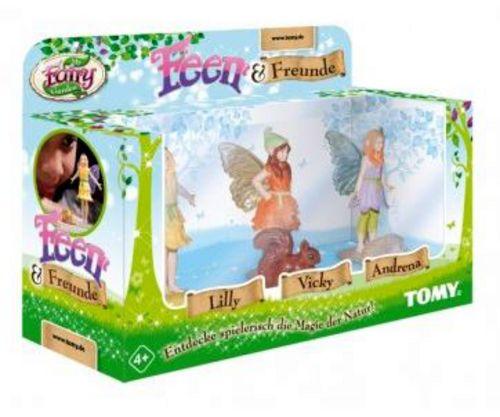 My Fairy Garden,Feen & Freunde