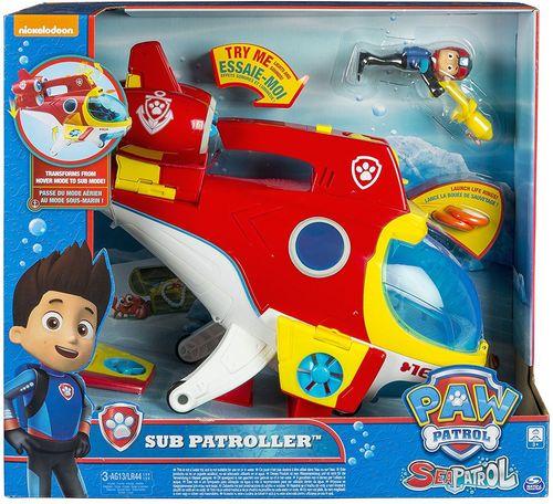 Paw Patrol: Sea Sub Patroller