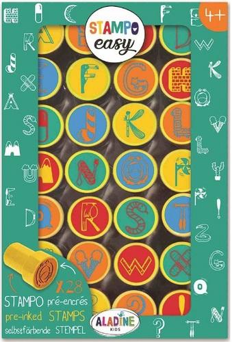 Stampo Easy Alphabet