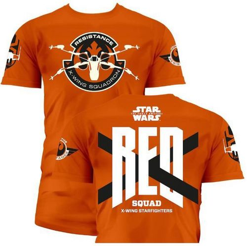 Star Wars : Épisode VII : RED Squad - T-Shirt [XXL]