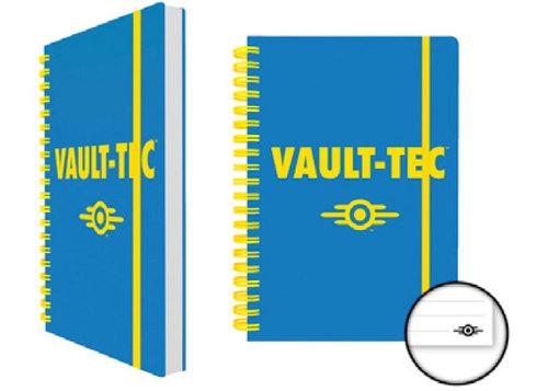 Fallout: Vault Tec - Notizbuch [A5]