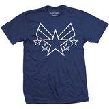 Captain America Civil War: Cap Insignia - T-Shirt [M]