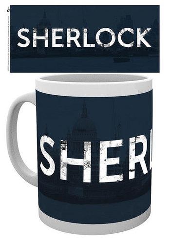 Sherlock : Logo - mug [300ml]