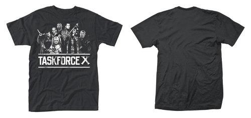 Suicide Squad: Task Force X - T-Shirt [L]