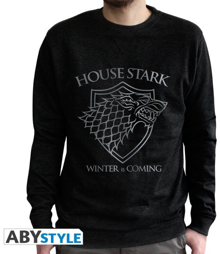 Game of Thrones: Stark - Pullover [L]