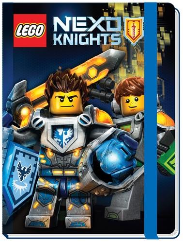 LEGO Nexo Knights: Notizbuch A5