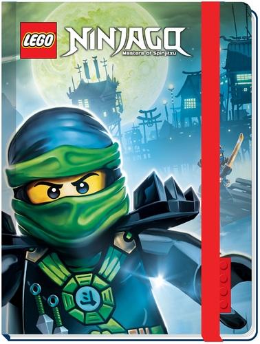 LEGO Ninjago: Notizbuch A5