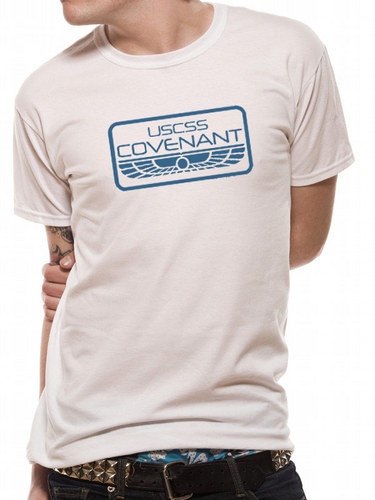 Alien Covenant : Crew Shirt - T-Shirt [L]