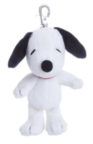Peanuts : Snoopy - porte-clés peluche [12cm]
