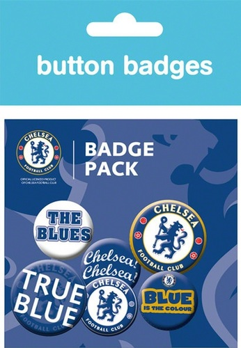 Chelsea - Crests (Badge Pack)