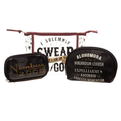 Harry Potter : Solemnly Swear Nimbus - pack 3 sacs