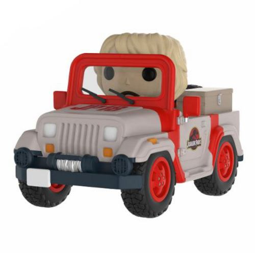 Jurassic Park : Park Vehicle POP! 39 - Vinyl Figurine [15cm]