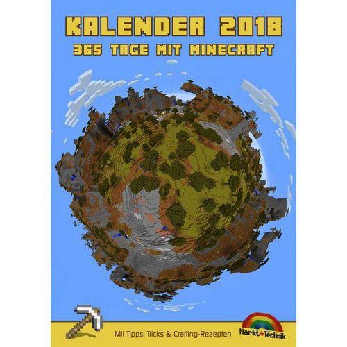 Kalender 2018 - 365 Tage mit Minecraft