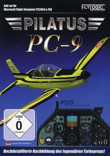 Pilatus PC-9 für FS2004/FSX [Add-On]