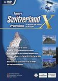 Switzerland Professional X für FS2004/FSX [Add-On] [DVD]
