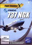 PMDG 737 NGX für FSX [Add-On] [DVD]